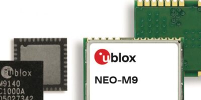 Meter-level positioning technology enhances GNSS, claims u-blox