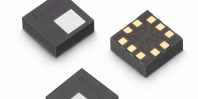 Absolute pressure sensor delivers calibrated data for navigation