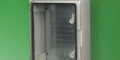 Two enclosure ranges protect from dust and water ingress