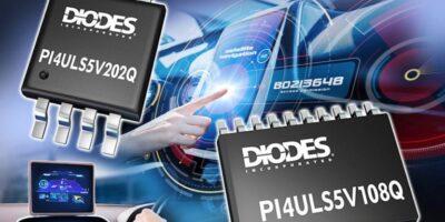 Automotive-certified level shifters assist ADAS development