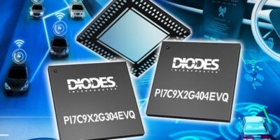 PCIe packet switches are automotive-qualified for telematics and ADAS