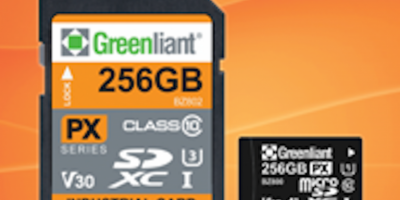 Greenliant Adds SD and microSD industrial memory cards