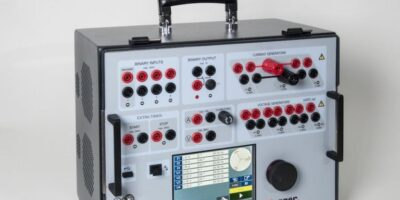 Substation test system adds multiple timing test
