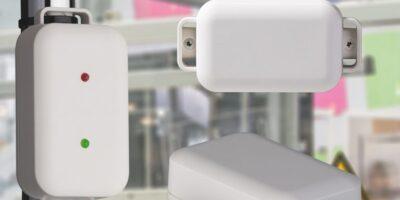 OKW produces flanged enclosures for sensor electronics