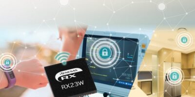 Renesas provides support for Bluetooth 5 security