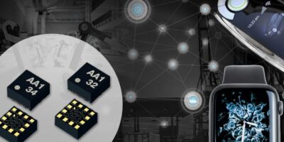 Accelerometer is first with built-in noise filtering, says Kionix