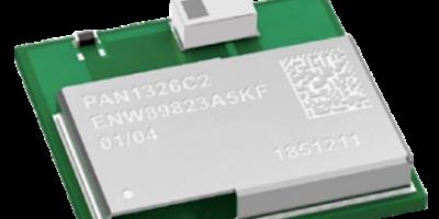Panasonic's Bluetooth dual-mode module is available from Rutronik UK