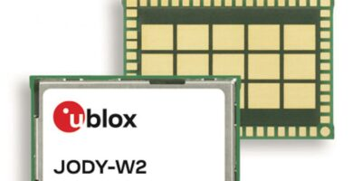 Multi-radio module targets in-vehicle comms and industrial devices