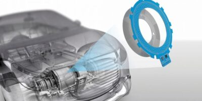 Inductive position sensor accelerates automotive system electrification