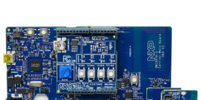 NXP adds NFC peripheral to Bluetooth microcontroller