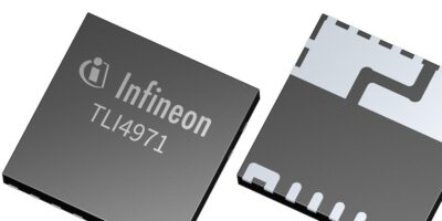 Rutronik UK adds Infineon's coreless open loop current sensor for industrial use