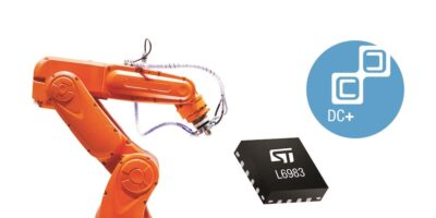 DC/DC converters simplify design of smart industrial applications