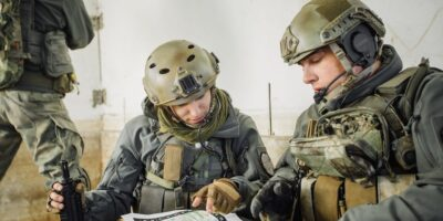 Editors Blog – Picking up the threads of body armour