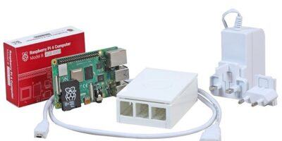 Raspberry Pi 4 starter kit is exclusive to Farnell