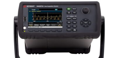 RS Components adds DAQ and digitiser from Keysight Technologies