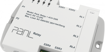 Bridgetek adds PanL relay to control smart devices