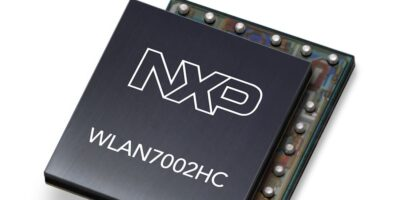 NXP offers Wi-Fi 6 processors for automotive and IoT