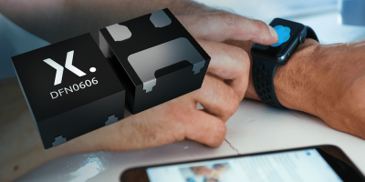 MOSFETs for wearables are 36 per cent smaller says Nexperia