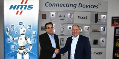 Rutronik signs global distribution agreement with HMS