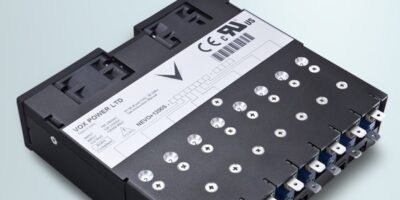Modular configurable power supplies from Vox expand TT Electronics portfolio