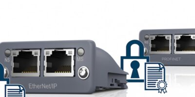 Anybus CompactCom protects industrial IoT communication for devices