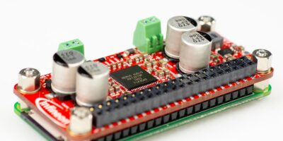 Infineon integrates Merus class D multi-level amplifier in Raspberry Pi HAT board