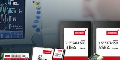 Innodisk introduces medical-grade memories