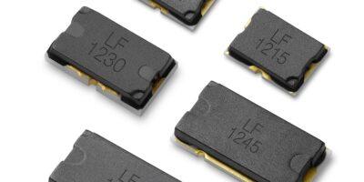 Surface mount li-ion battery protectors suit smart appliances