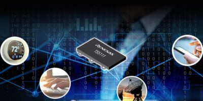 Temperature sensor complies with JEDEC for DDR modules