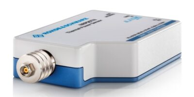 Rohde & Schwarz leads the way with E-band coaxial connector