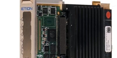 3U OpenVPX SBC module meets SWaP for mil-aero applications