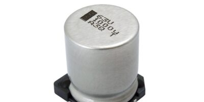 HV aluminium capacitors smooth and filter power in EVs