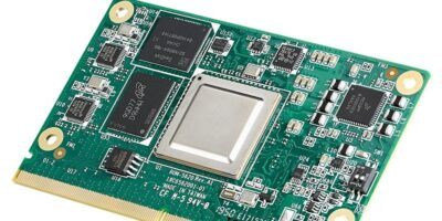 Advantech releases SMARC2.1 module for automation and industrial control
