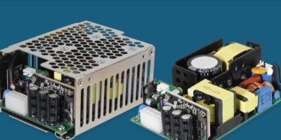 Four AC/DC supplies get their teeth into medical applications