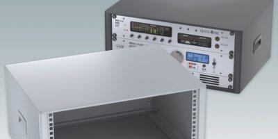 Metcase adds 5U to 19-inch rack range