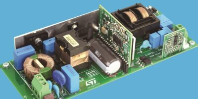 LED driver eval board to accelerate development of LED streetlamps