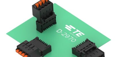 Push-in PCB connectors save time, says TE Connectivity
