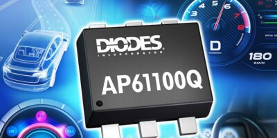 Buck converter enhances efficiency with programmable PFM/PWM