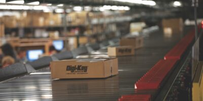 Every day in the Digi-Key warehouse is centred on the customer