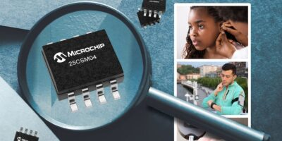 Microchip says 25CSM0 is its highest-density EEPRROM yet