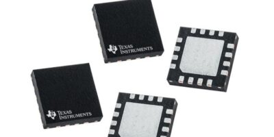Mouser stocks TI's 12-bit SAR ADCs