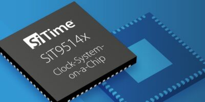 MEMS clock SoC family is more reliable for 5G than quartz, says SiTime