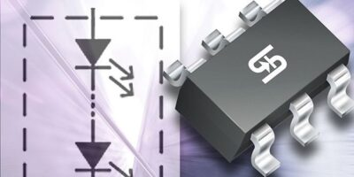 CMOS LED IC is a drop-in replacement for bipolar drivers