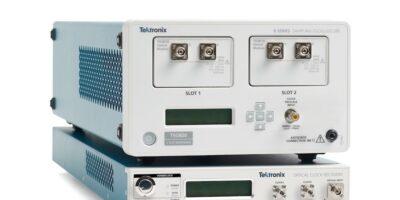 Optical oscilloscope saves test time, says Tektronix