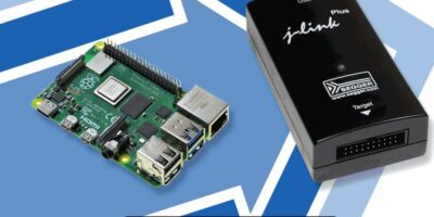 J-Link software introduction targets Linux Arm, using Raspberry Pi