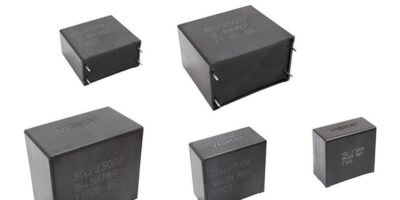 Automotive-grade DC-Link film capacitors withstand THB testing